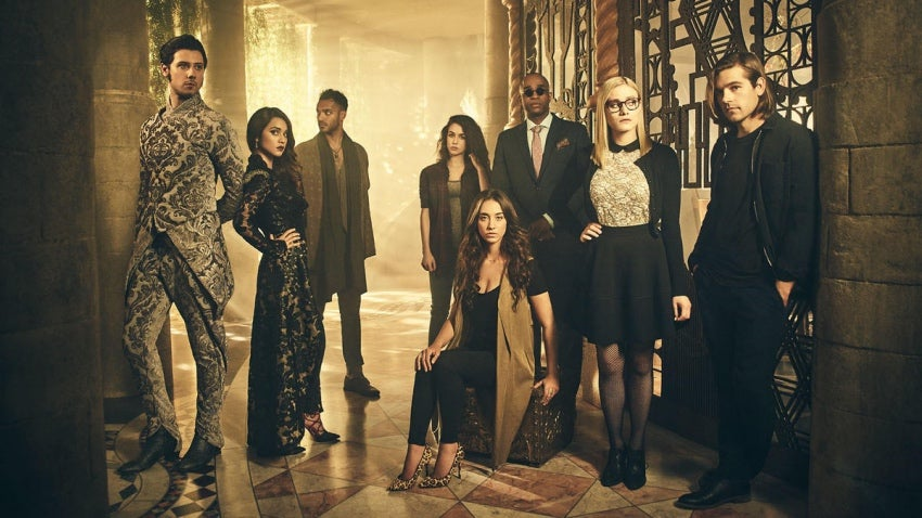 The Magicians Stars Chat About Chaos, Bacon Fingers And What's Next For Season Three