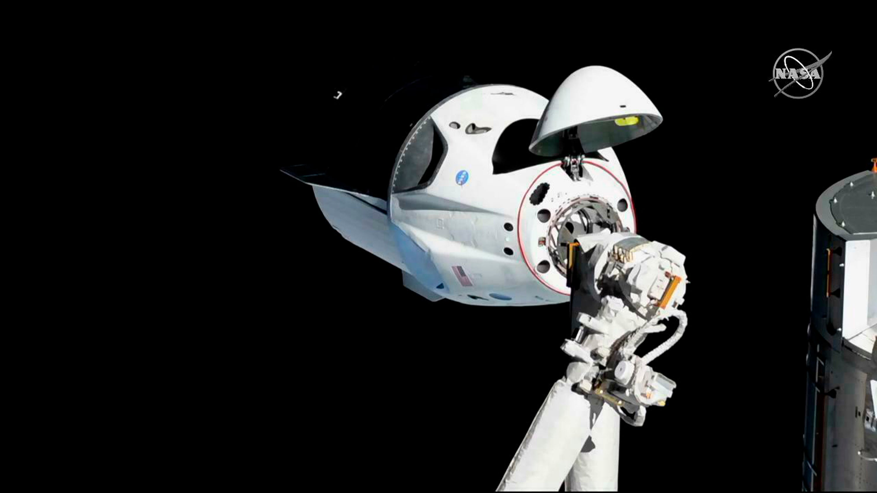 SpaceX's Crew Dragon Suffers 'Anomaly' During Testing At Cape Canaveral