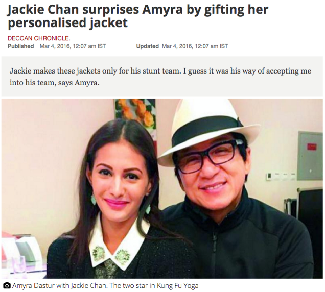No, Jackie Chan Is Not Dead