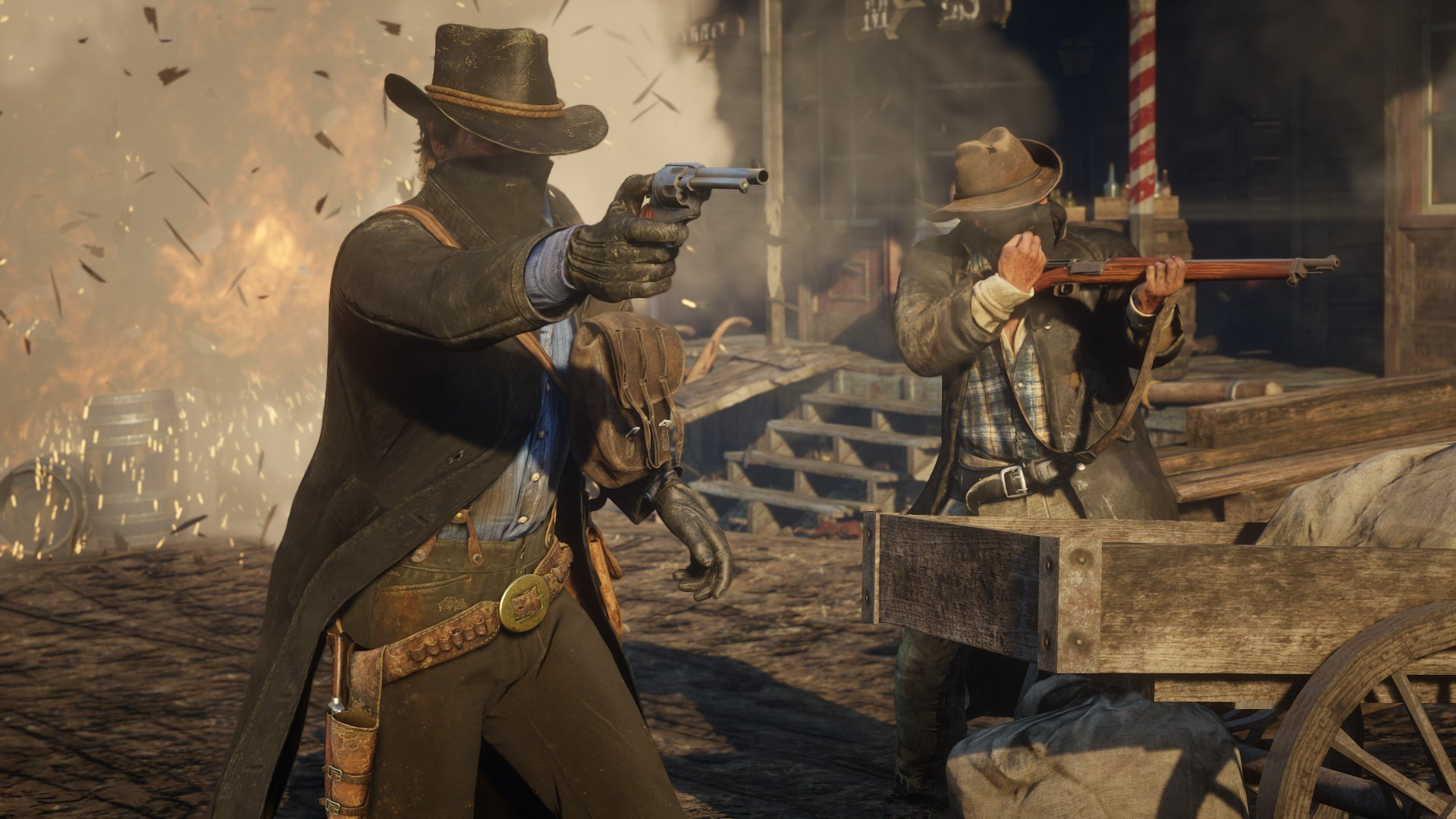 18 Months After Red Dead Redemption 2, Rockstar Has Made Big Cultural Changes