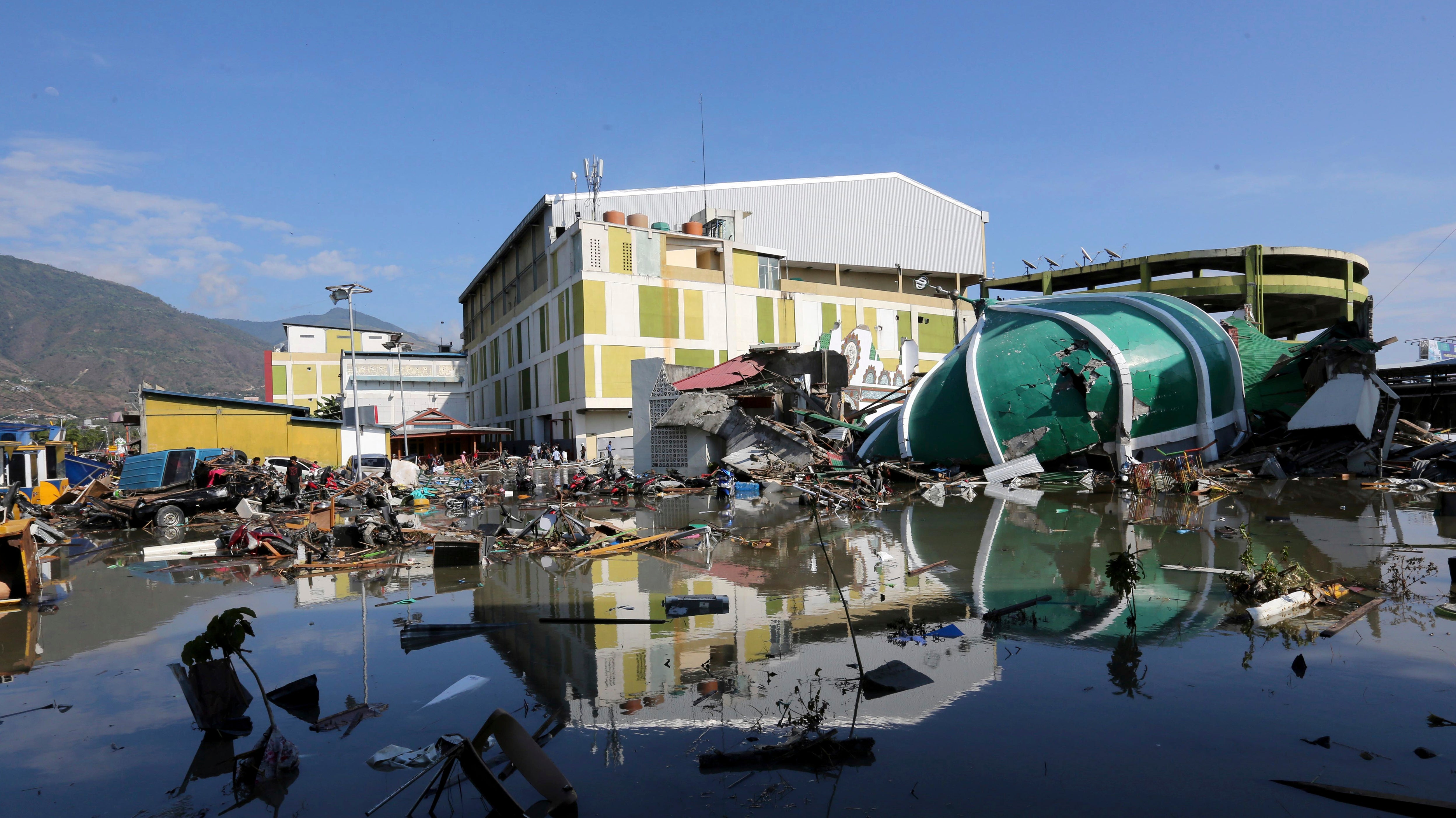 Scientists Aren't Sure What Triggered Indonesia's Deadly Tsunami