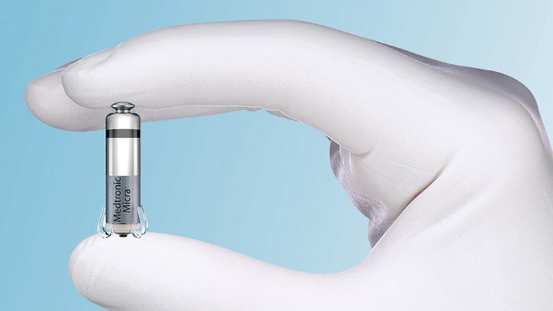 The World's Smallest Pacemaker Can Be Implanted Without Surgery