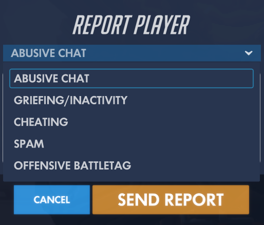 The Overwatch Player Who Keeps Getting Reported For Playing