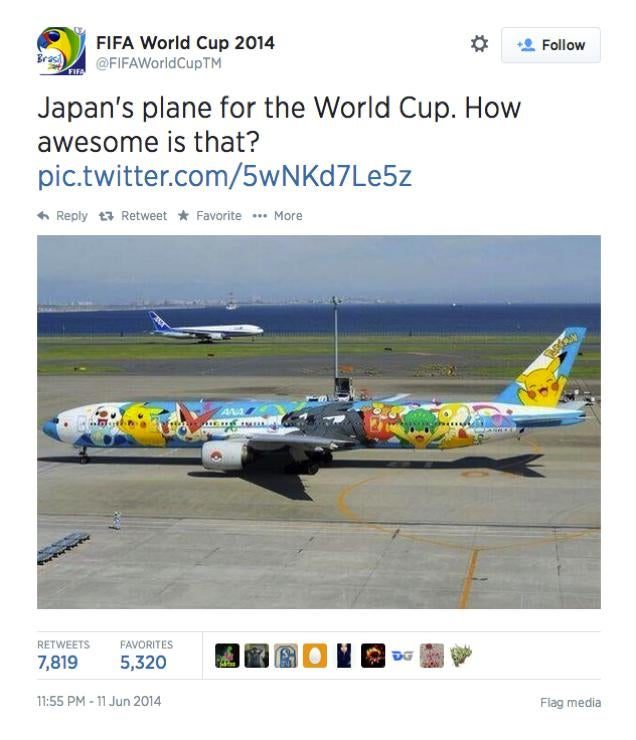 Don't Fall for This Pokémon World Cup Hoax