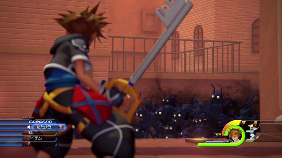 Tetsuya Nomura Talks Kingdom Hearts III, But Is Quiet on FFXV
