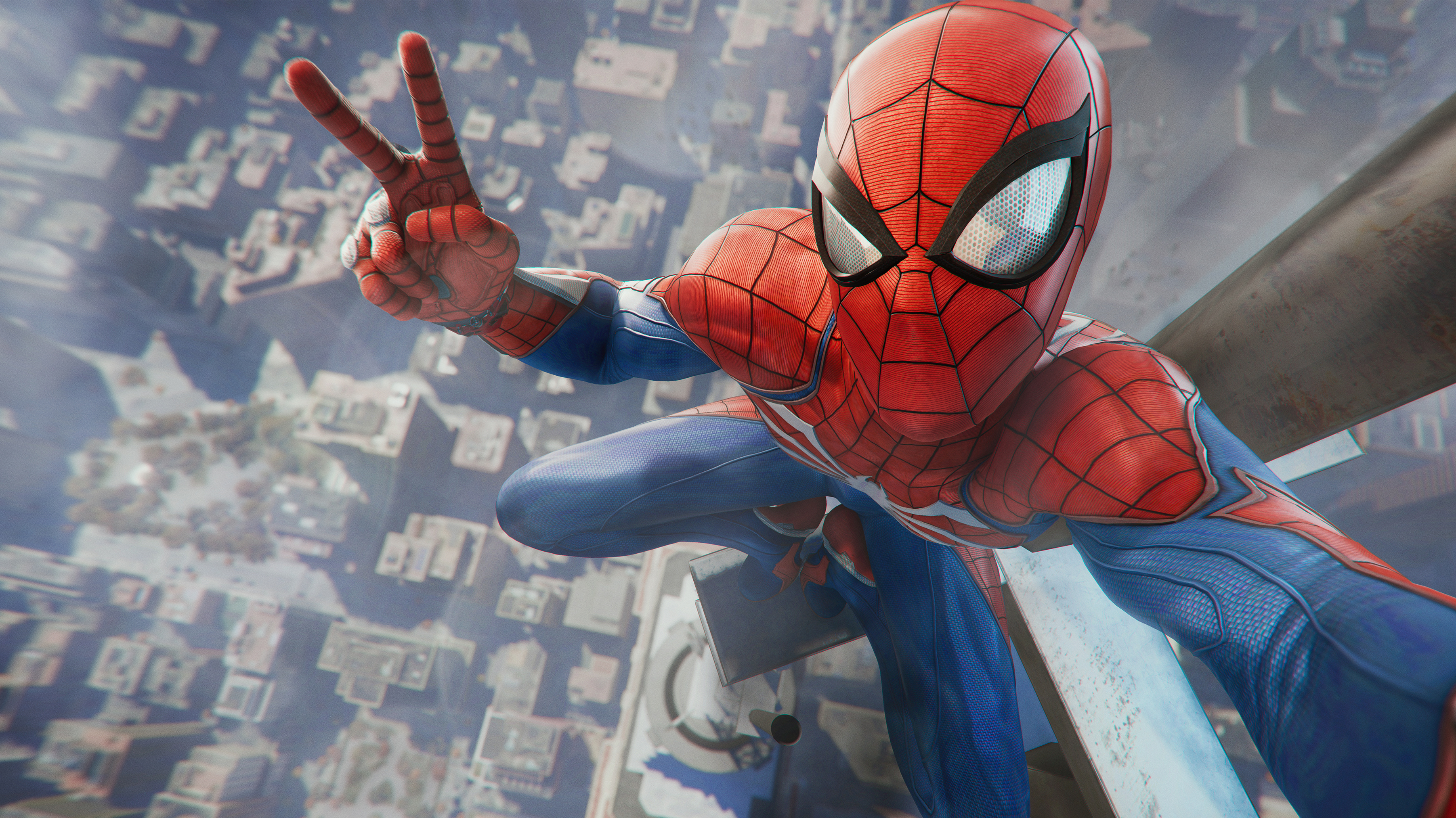 I Wish There Was A Spider-Man TV Show Like This Video Game Fan Trailer