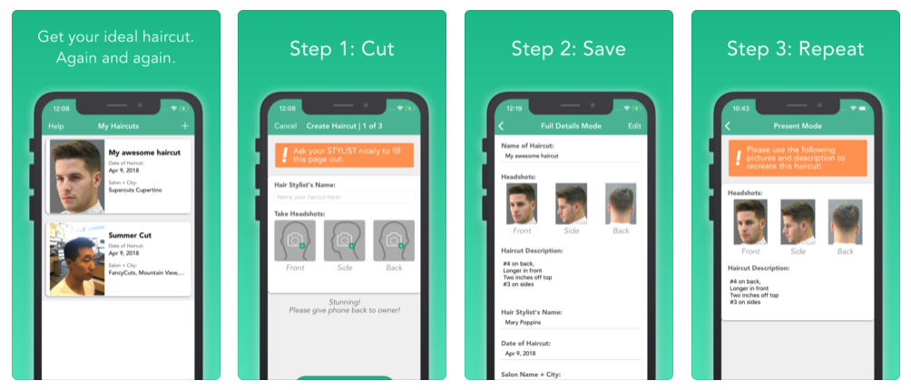 Mullet Haircut Iphone - The Best Drop Fade Hairstyles