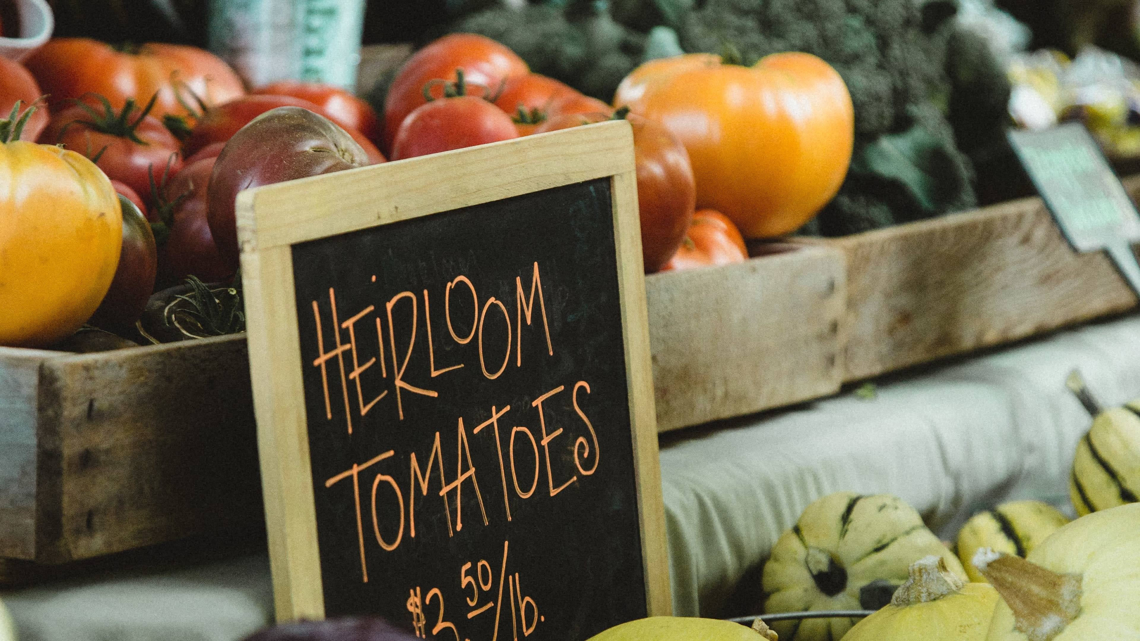 What To Do When You Inevitably Buy Crappy Tomatoes