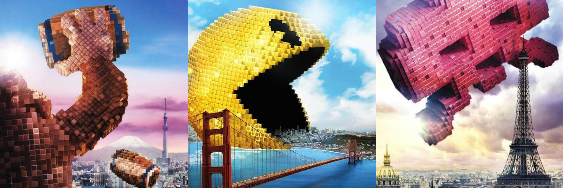 Pixels Is A Bad Movie. Like, Really Bad.