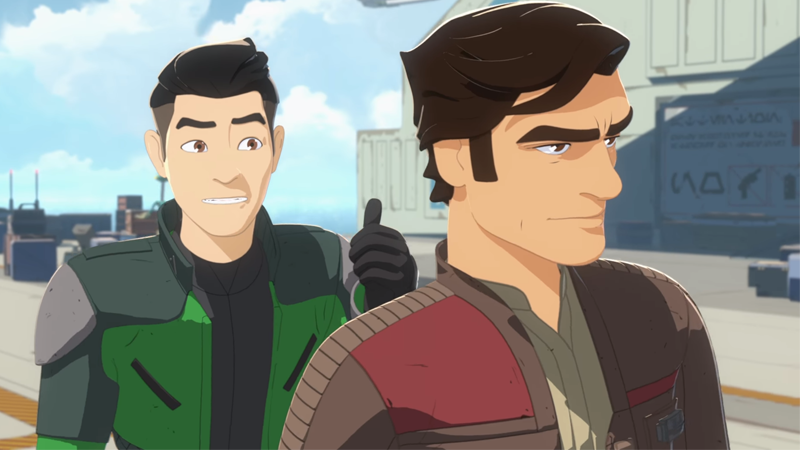 Here's The First Trailer For The Next Star Wars Animated Series, Resistance