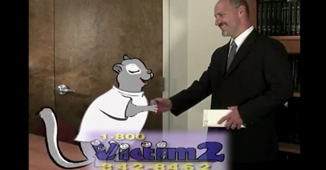 The Bizarre And Controversial World Of American Late-Night Lawyer Ads