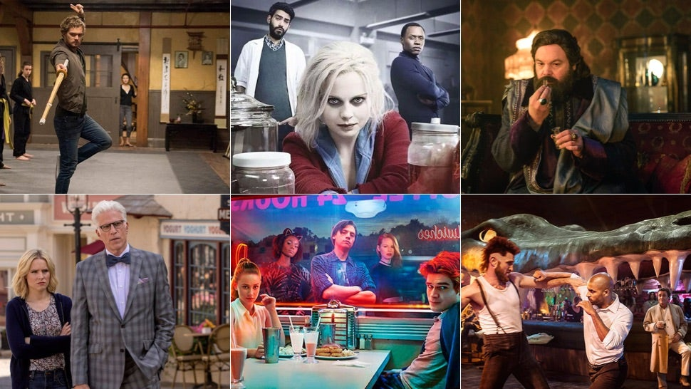 The 2017 Guide To Sci-Fi, Superhero And Fantasy TV