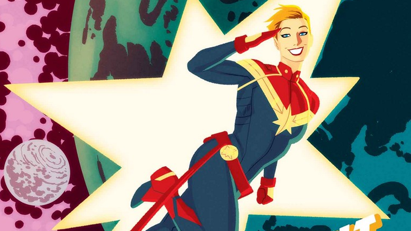 New Set Pictures OfCaptain MarvelReveal A Surprising First Look At Brie Larson In Costume