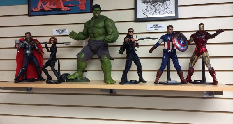 These Avengers 2 Figures Are Amazing as Usual