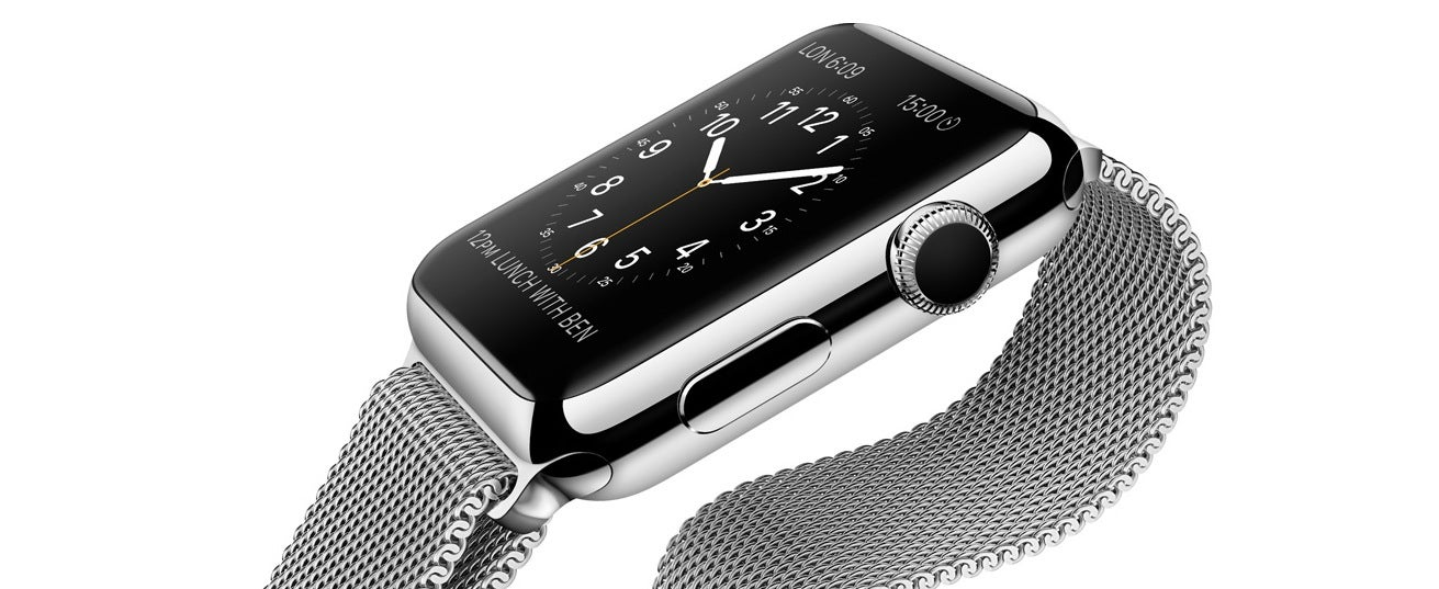 Apple Debuted a Brand-New Custom Typeface With Its Watch