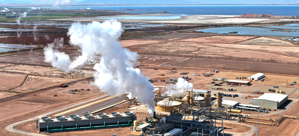The Clever Plan to Mine Lithium From Geothermal Power Plants' Wastewater