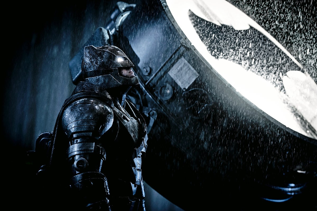 Well, Here's A Deeply Upsetting Rumour About The Next Batman Movie