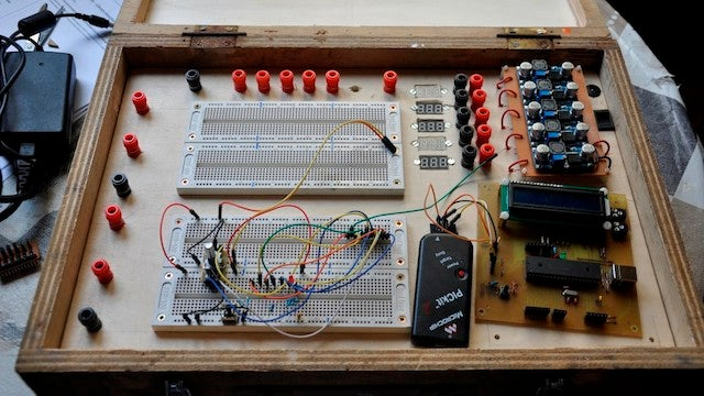 Build a Mobile Electronics Prototyping Kit Inside a Suitcase