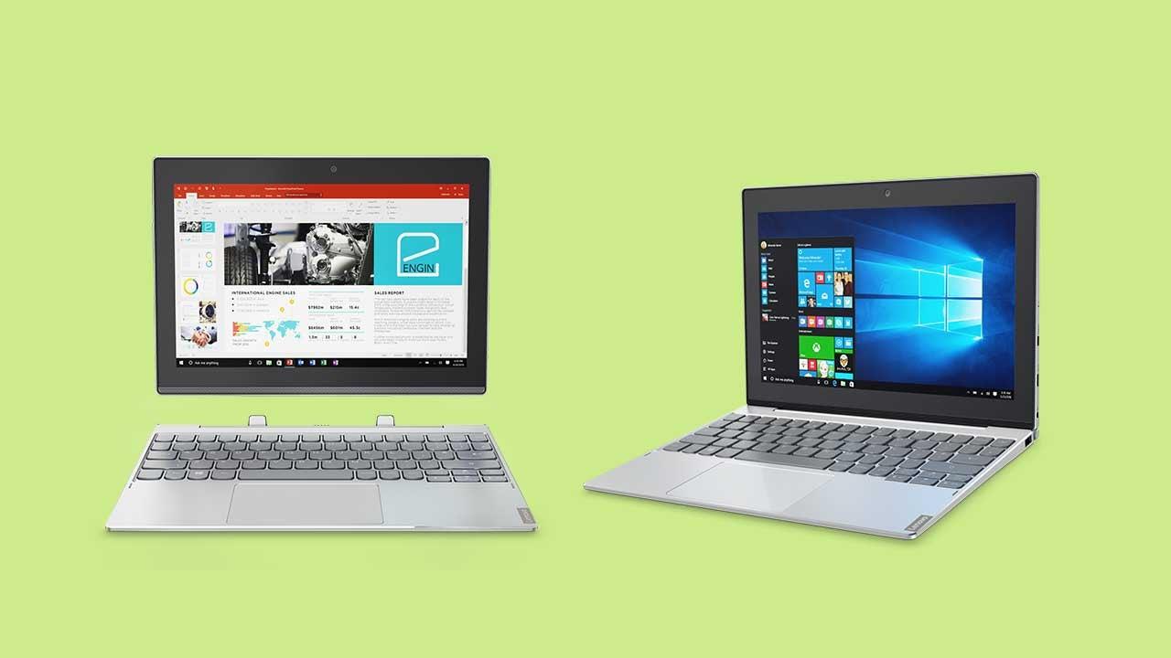 Lenovo's Miix 320 Is An Insanely Cheap Windows Laptop