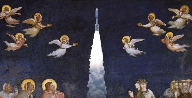 Which Religions Are Prepared to Accept Life in Space?