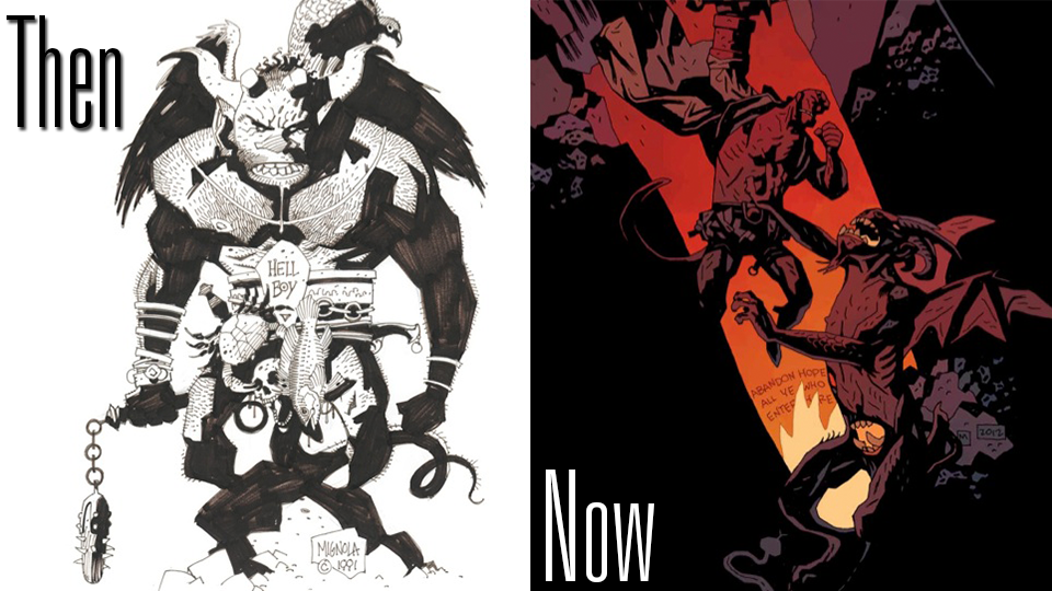 Happy Anniversary, Hellboy