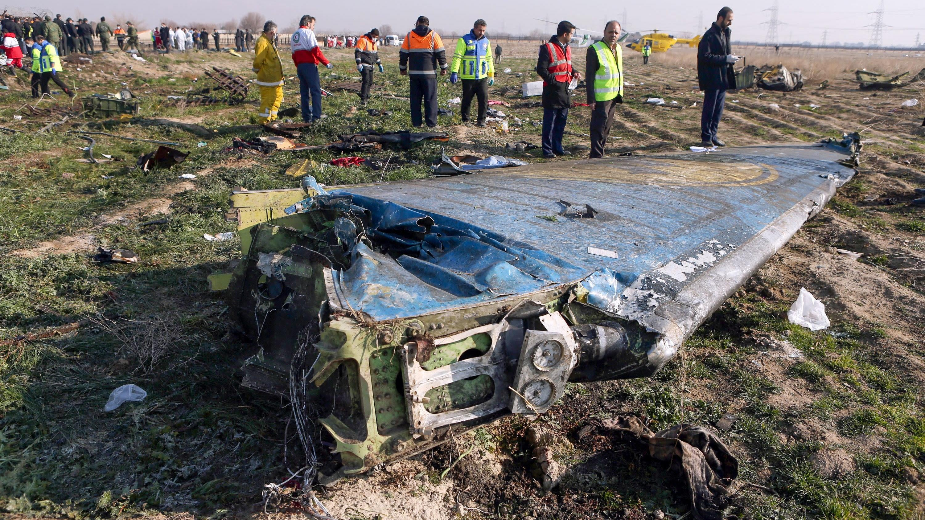 "Iran Says It ""Unintentionally"" Shot Down Ukrainian Airlines Flight [Updated]"