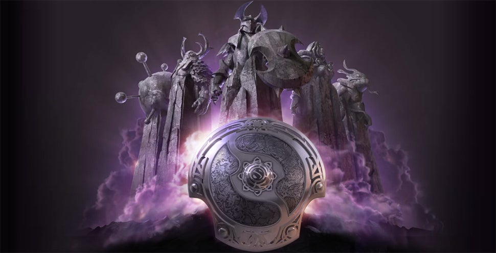 DOTA 2's Biggest Tournament of the Year Continues. Watch It Here.