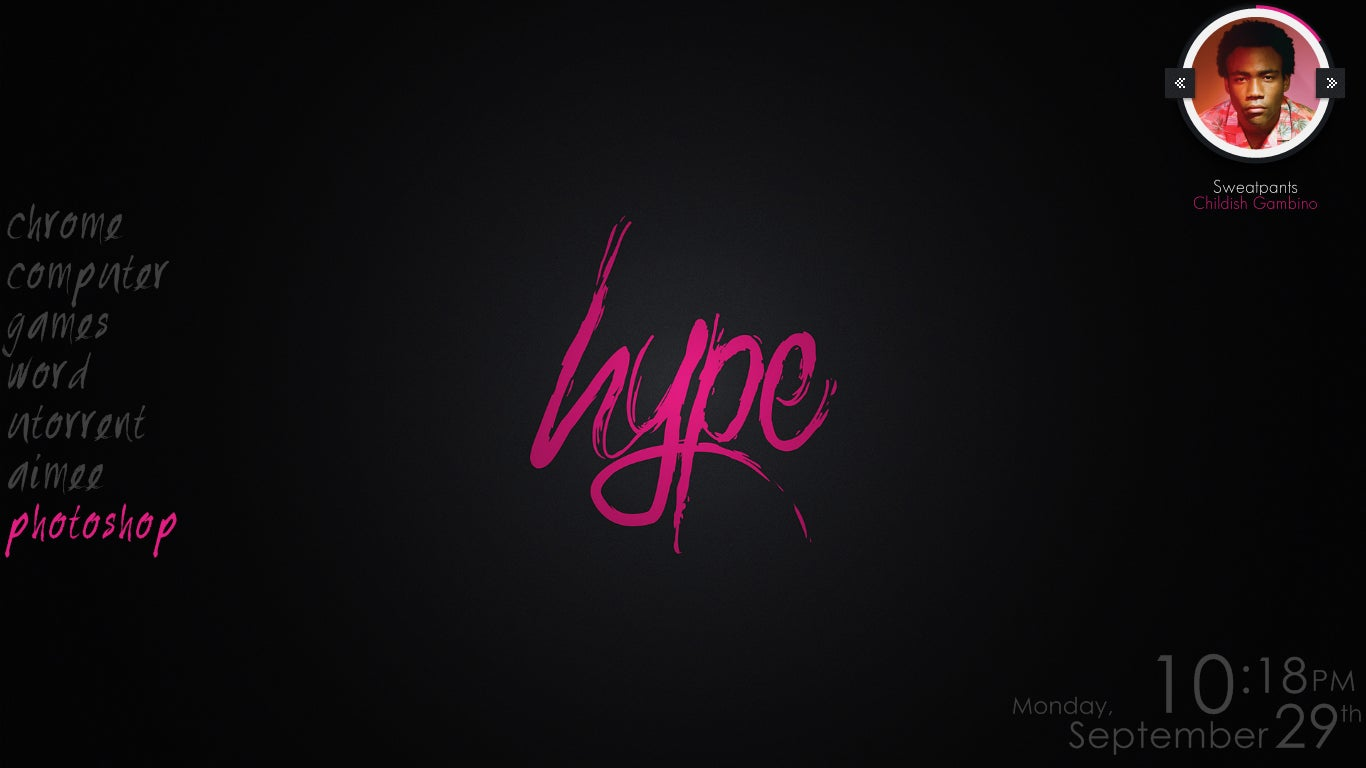 The Hype Desktop