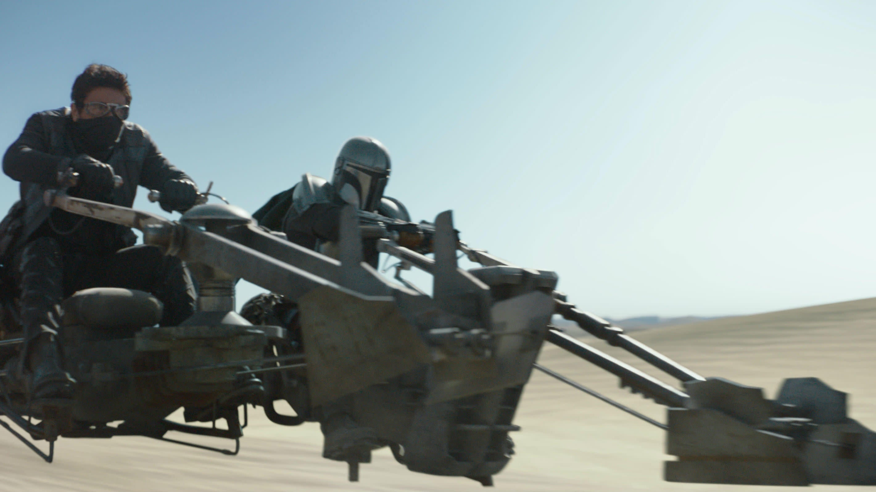 The Mandalorian Has An Awesome Behind The Scenes Link To The Original Star Wars