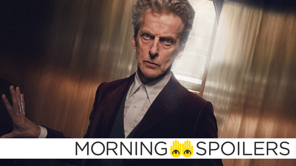 Even More Rumours Of Departures Coming To Doctor Who