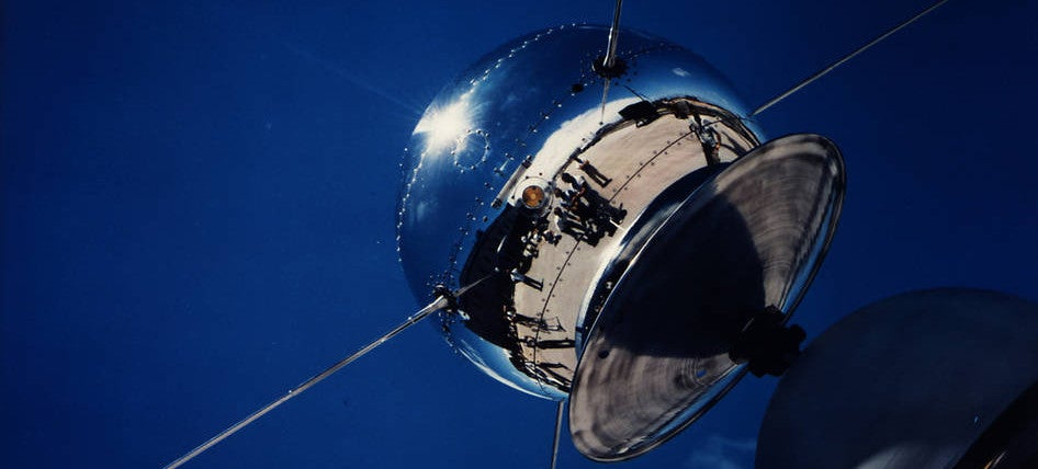 Satellites Looked So Futuristic in 1958