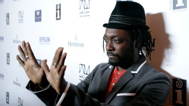 Will.i.am Really Wants You To Stop And Think Before You 3D-Print A Human