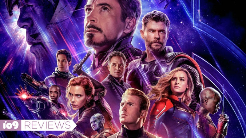 Avengers: Endgame Is Overwhelmingly Epic And Immensely Satisfying