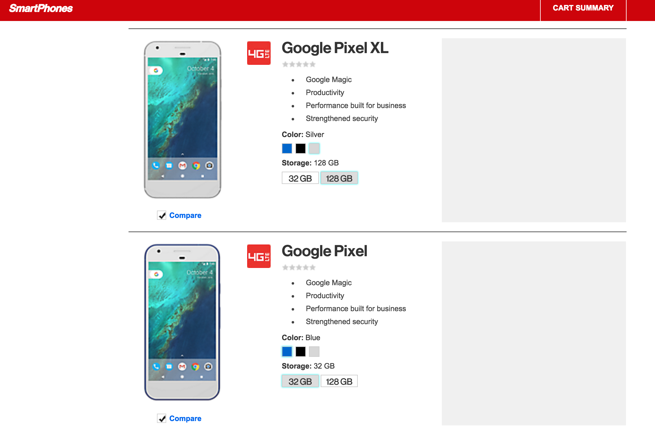 Verizon Also Accidentally Leaked The Pixel