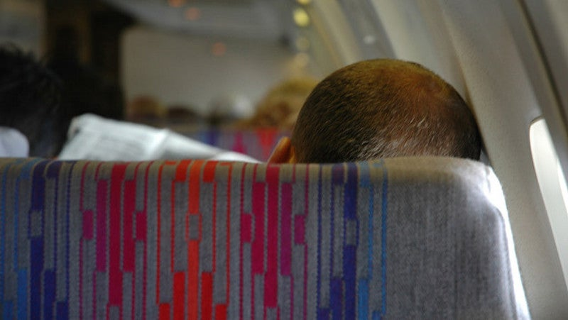 Where to Sit on a Plane for the Most Peace and Quiet