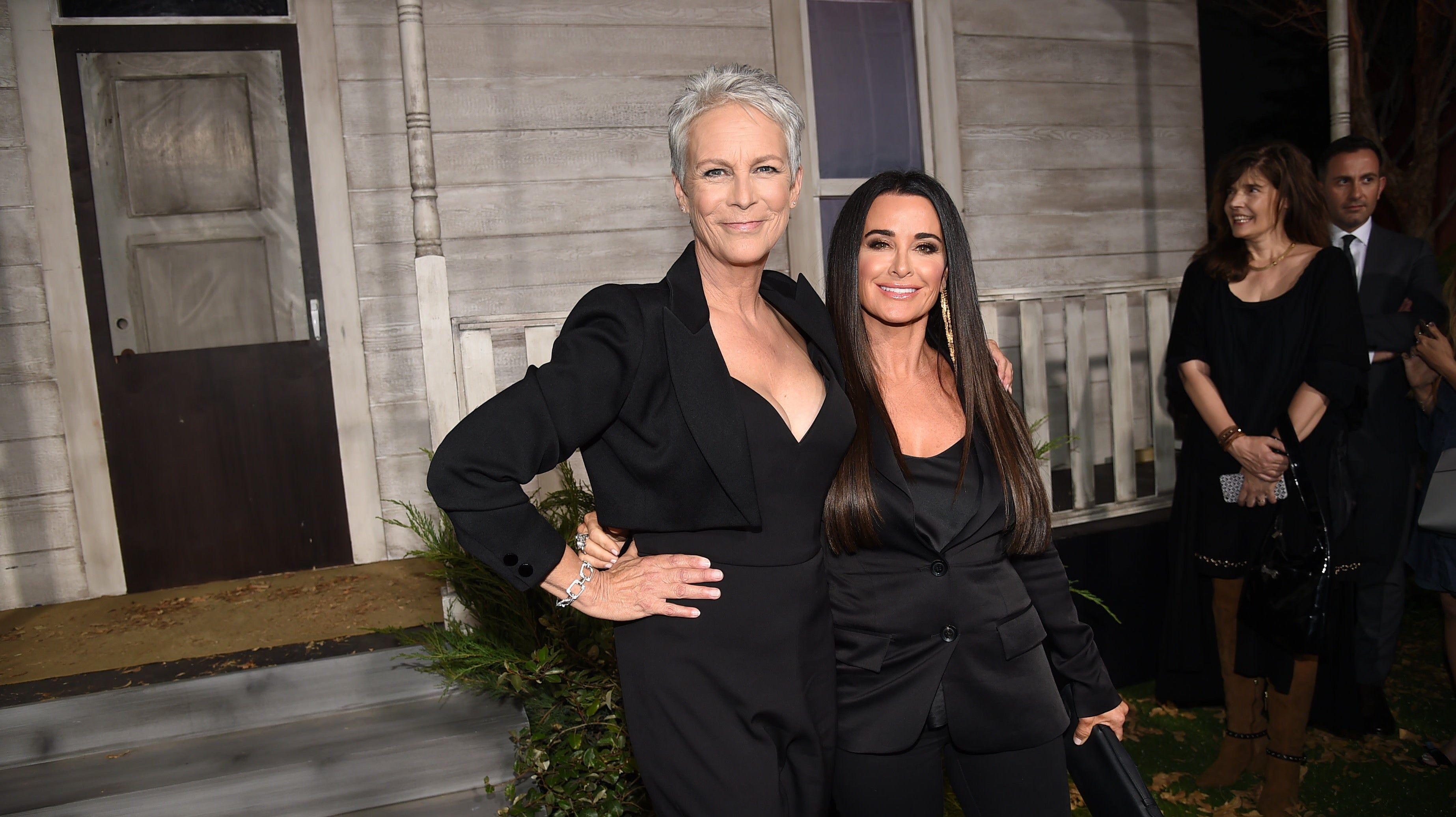 The Whole Family Is Back As Real Housewife Kyle Richards Signs On To Reprise Her Role In Halloween Kills