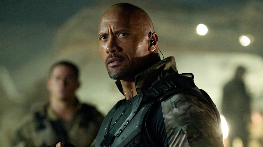 Dwayne Johnson Is Probably Too Busy For G.I. Joe 3