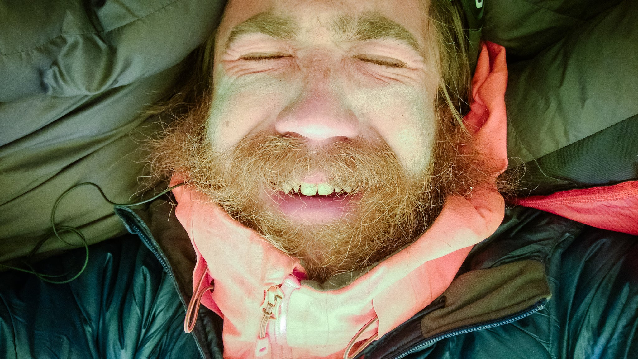 What It Feels Like To Vomit, Just After Summiting A 20,000' Peak