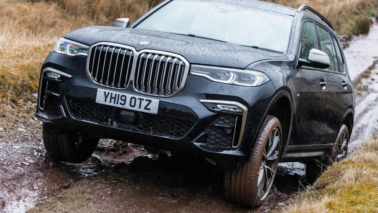 You're Probably Going To Have To Look At A BMW X8 Soon