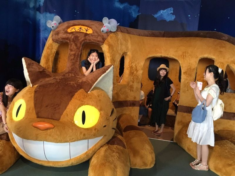 Behold, The Official Catbus For Adults
