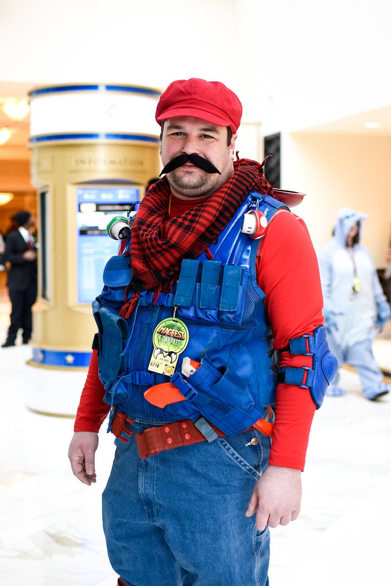 The Best Of The Worst: The Best Cosplay From MAGFest 2016