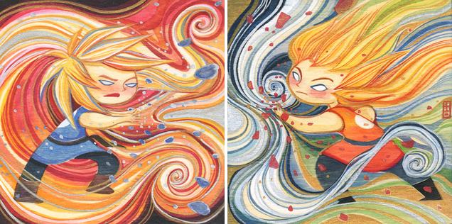 Cool Art Show Celebrates Dragon Ball's 30th Anniversary