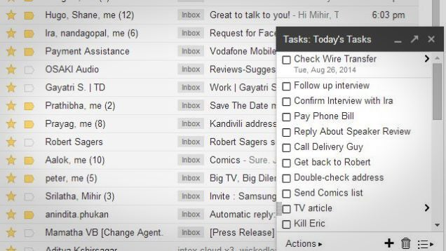 How to Turn Gmail Into Your Central Productivity Hub
