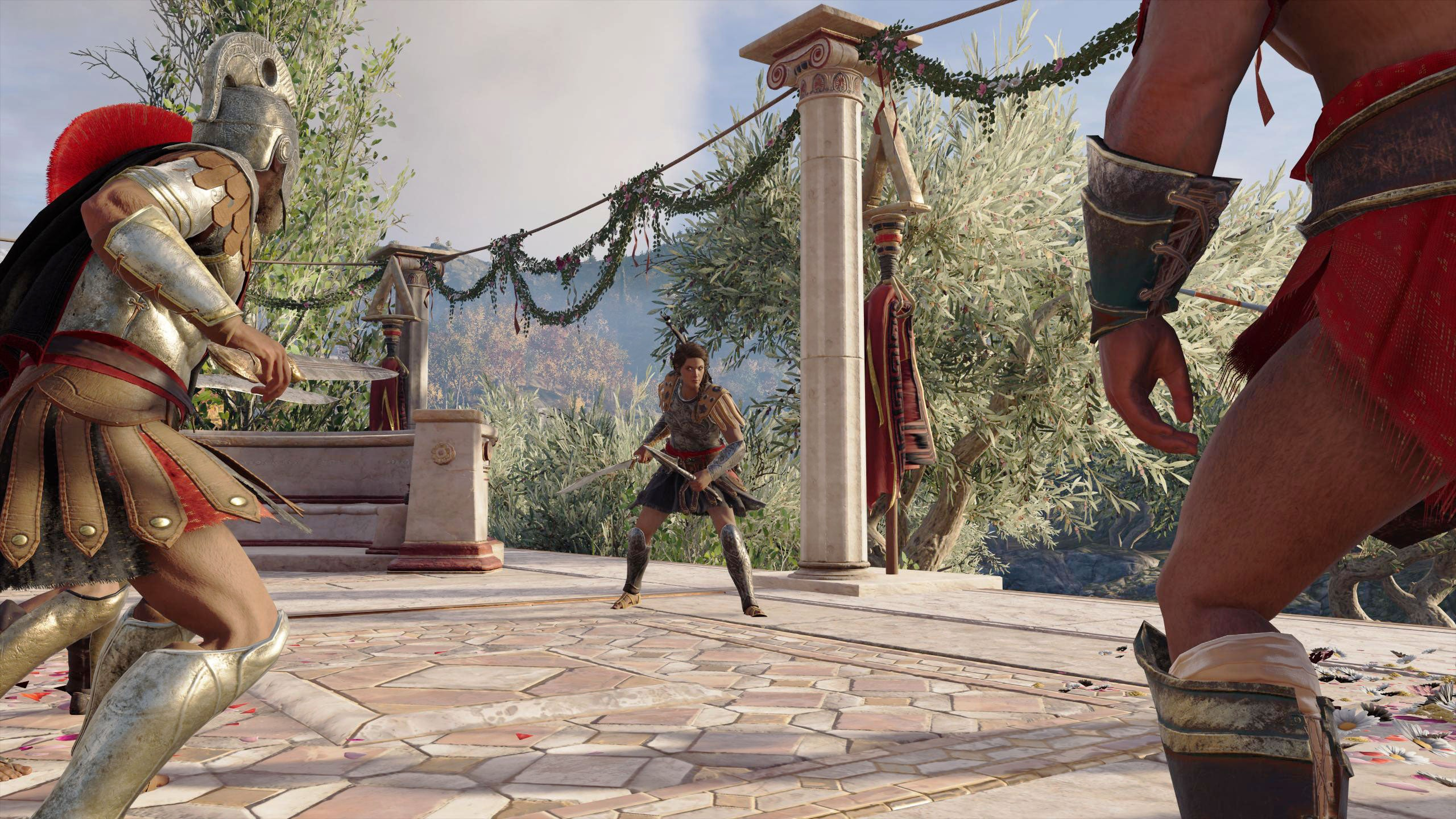 Our Quest For The BestAssassin's Creed Odyssey Difficulty Setting