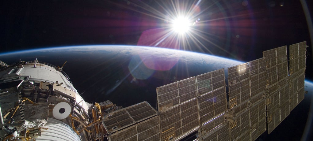 There's a Potential Ammonia Leak Aboard the ISS (Update: Probably Not)