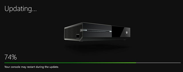 Xbox One Update Makes The Xbox One A Little Better