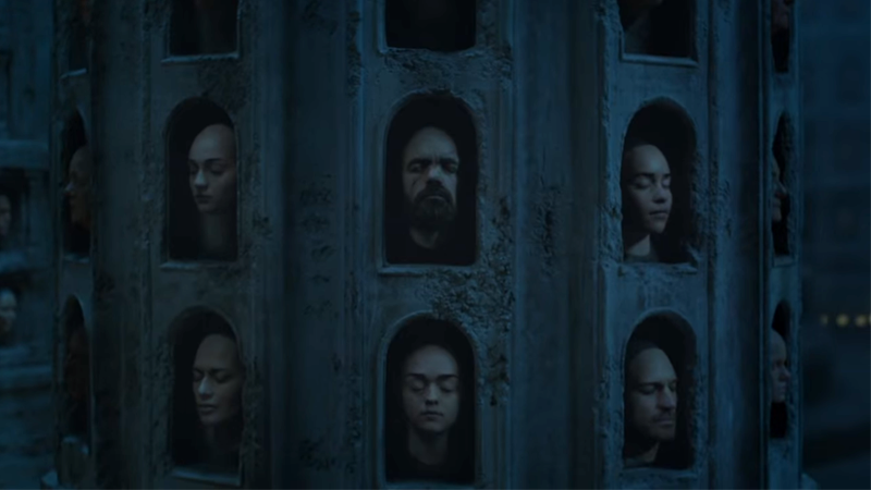 Can You Guess the Dead Game of Thrones Character Who's Turning Winds of Winter Upside Down?