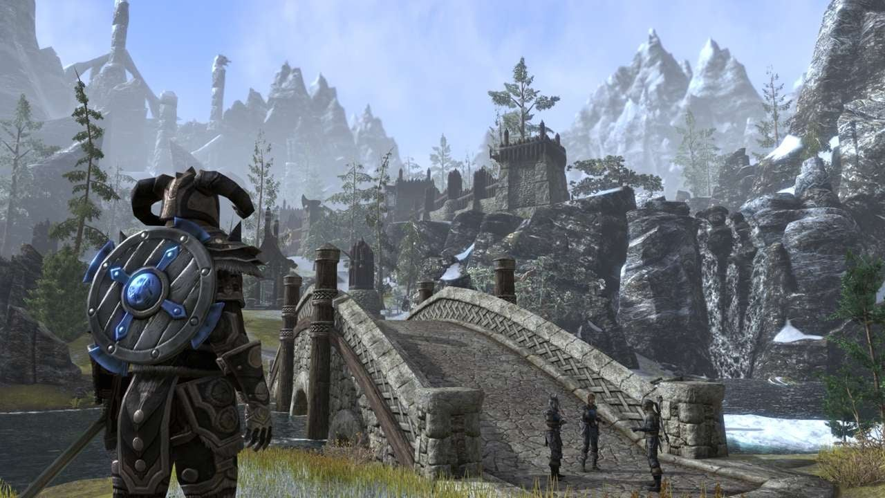 A New Sign That The Elder Scrolls Online Might Go Free-To-Play