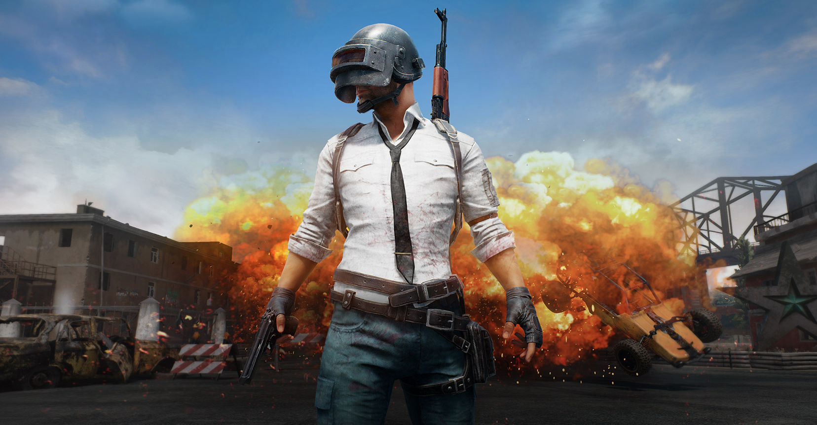 PlayerUnknown's Battlegrounds Developer Bluehole Changes its Name