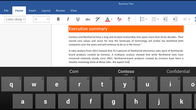 Microsoft Office For Android Beta Available To All, No Invite Required